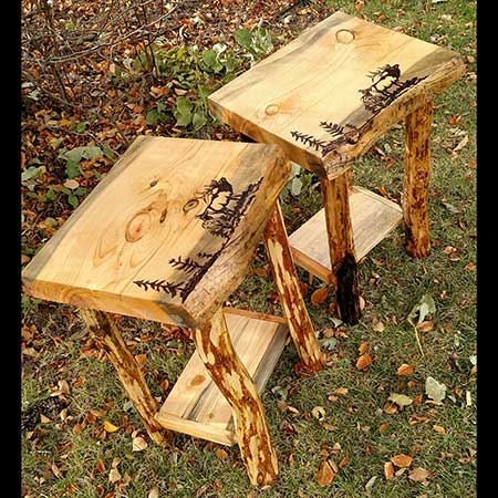 Knotty Pine Woodworks Custom Builds